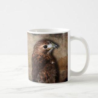 Peregrine Falcon Profile Coffee Mug
