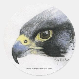 Peregrine Falcon stickers
