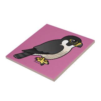 Peregrine Falcon Tile