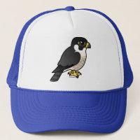 Cute Peregrine Falcon Trucker Hat