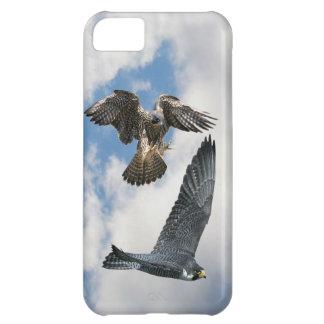 Peregrine Falcons in flight Case-Mate iPhone 5