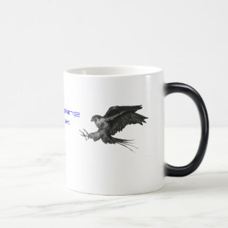 Peregrine Hawk tea mug