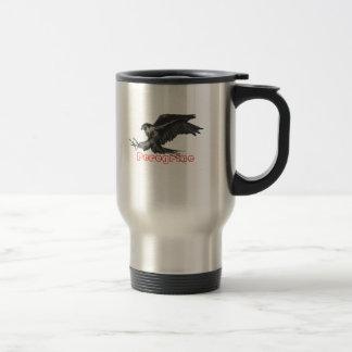 Peregrine Hawk travel mug