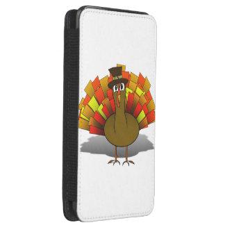Peregrino de Turquía del dibujo animado de la Funda Para Galaxy S5