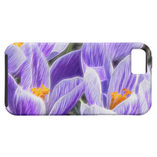 Perennial Bulbs - Spring Crocuses iPhone SE/5/5s Case