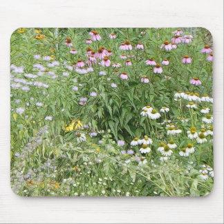 Perennial Garden Mouse Pad