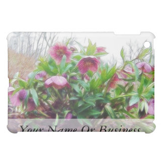 Perennial Hellebore Plants In The Garden Case For The iPad Mini