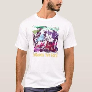 Perennial Rockstars Through The Ages T-shirt