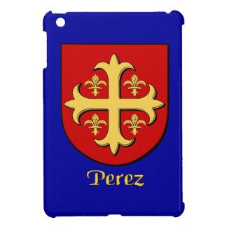 Perez Family Shield iPad Mini Covers