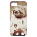 Pereza del astronauta iPhone 5 Case-Mate protectores