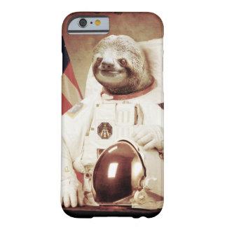 Pereza del astronauta funda de iPhone 6 barely there