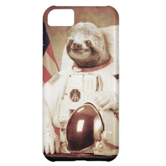 Pereza del astronauta funda para iPhone 5C
