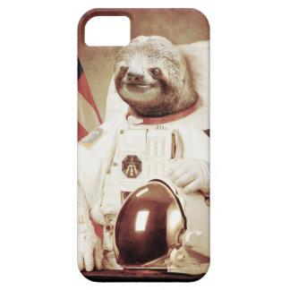 Pereza del astronauta funda para iPhone SE/5/5s