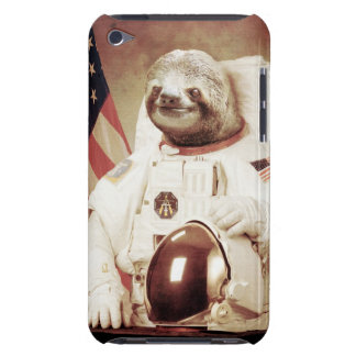 Pereza del astronauta funda para iPod