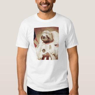 Pereza del astronauta playeras