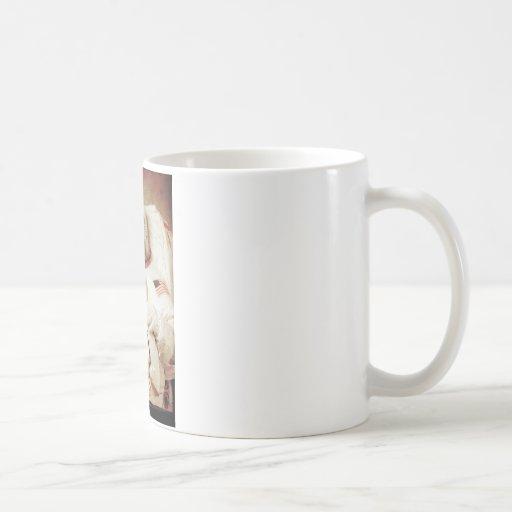 Pereza del astronauta tazas de café