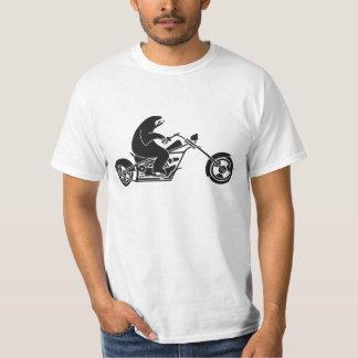 Pereza lenta en una bici rápida playeras