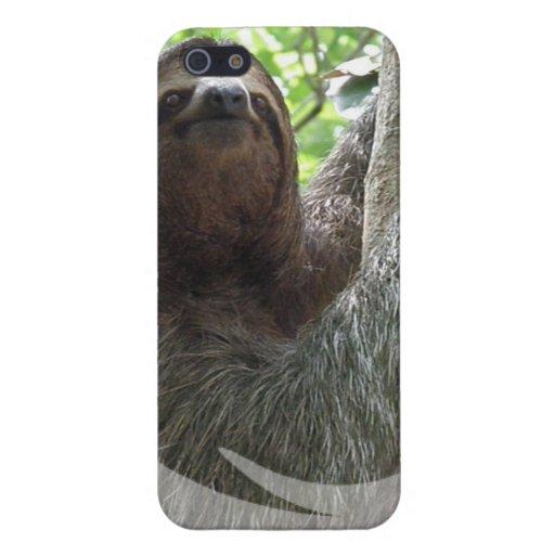 Pereza linda iPhone 5 cárcasa