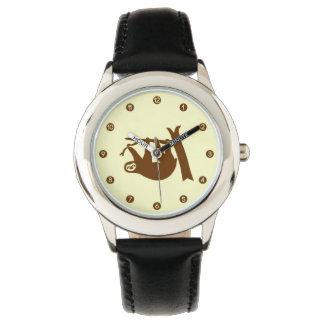 Pereza linda relojes