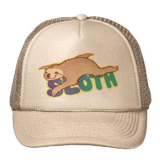 Pereza perezosa gorras