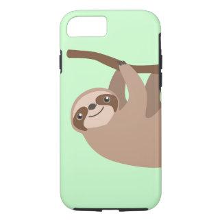 Pereza Tres-Tocada con la punta del pie linda Funda iPhone 7