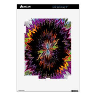 Perfección abstracta 10 calcomanías para el iPad 2