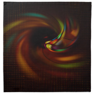 Perfección abstracta 11 servilleta