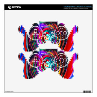 Perfección abstracta 13 - Tor Mando PS3 Calcomanías