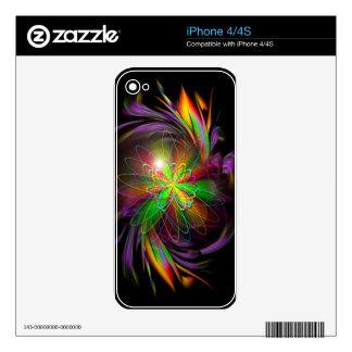 Perfección abstracta 27 skin para el iPhone 4