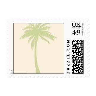 Perfección de la palma sello