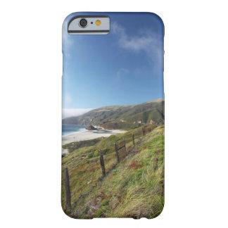 Perfección grande de Sur donde las montañas ruedan Funda De iPhone 6 Barely There
