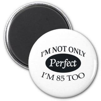 Perfeccione 85 imán redondo 5 cm