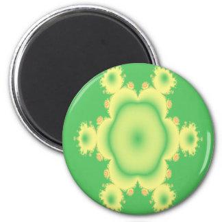 Perfeccione la mezcla imán redondo 5 cm