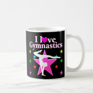 PERFECT 10 GYMNAST COFFEE MUG