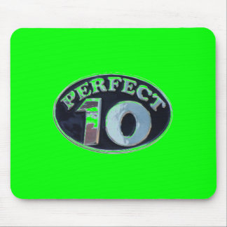 PERFECT 10 MOUSE PAD