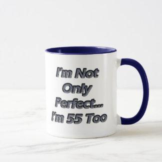Perfect 55 Year Old Mug
