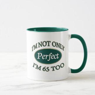 Perfect 65 Year Old Mug