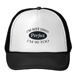 Perfect 90 mesh hats