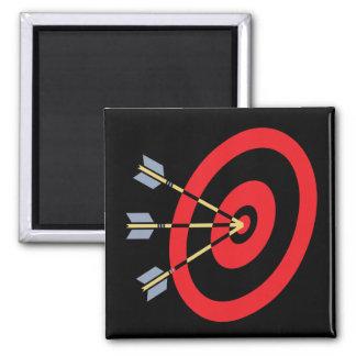 Perfect Aim 2 Inch Square Magnet