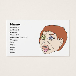 Perfect Aim Business Card