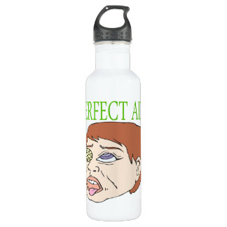 Perfect Aim Stainless Steel Water Bottle