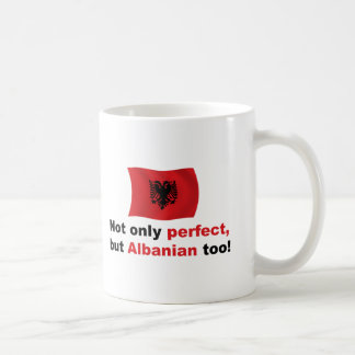 Perfect Albanian Coffee Mug