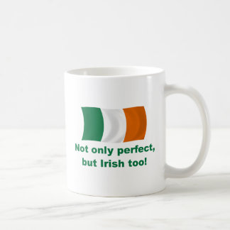 Perfect and Irish Coffee Mug