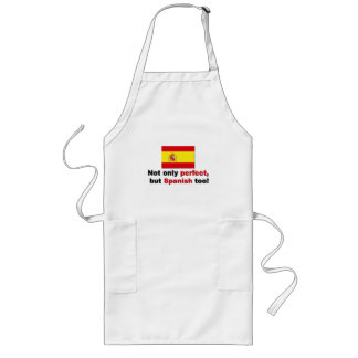 Perfect and Spanish Long Apron