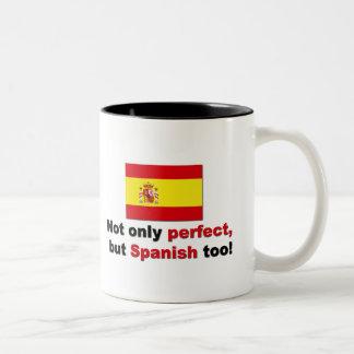 Perfect and Spanish Coffee Mug