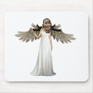 Perfect Angel Mouse Pad