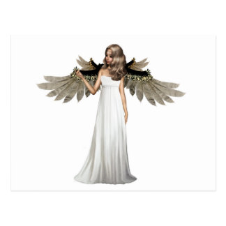Perfect Angel Postcard