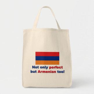Perfect Armenian Canvas Bag