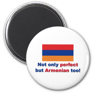 Perfect Armenian Refrigerator Magnet