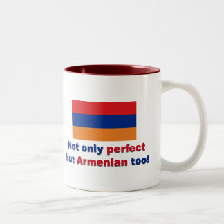 Perfect Armenian Two-Tone Coffee Mug